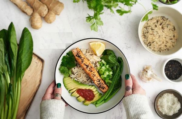 thực đơn ăn kiêng giảm cân ketogenic