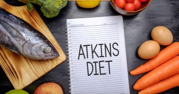 Các giai đoạn của chế độ ăn kiêng Atkins