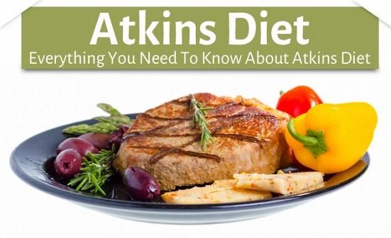Chế độ ăn kiêng Atkins giúp bạn giảm 6 kg trong 2 tuần