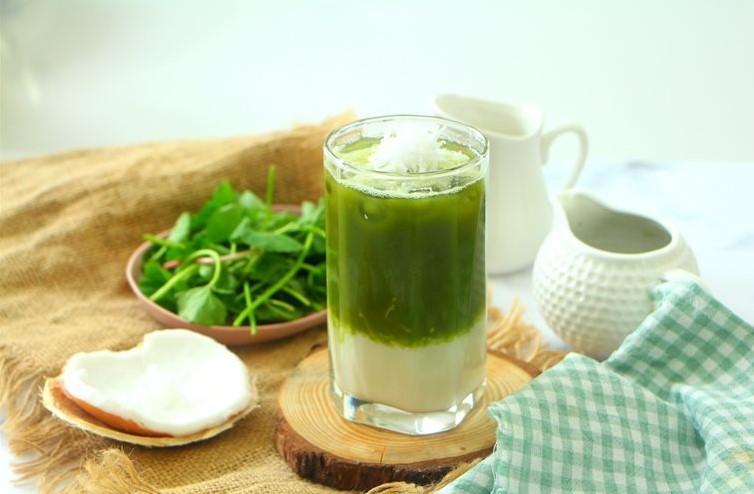 Lợi ích của rau má đối với sức khỏe
