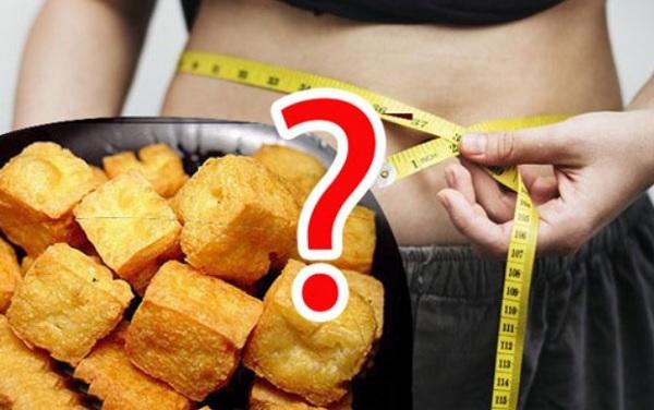 Ăn đậu phụ rán có béo không? 100g đậu phụ rán bao nhiêu calo? Bà bầu ăn được đậu phụ rán không?