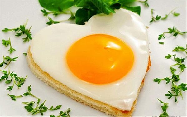 trứng ốp la